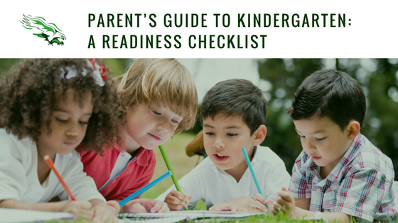 Parent's guide to Kindergarten: a readiness checklist