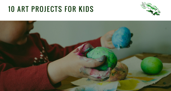 10 Art Projects for Kids