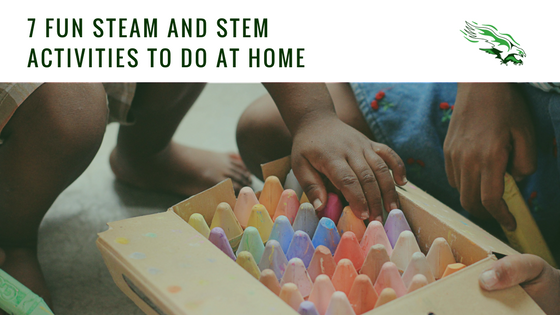 7 fun STEAM and STEM activities to do at home